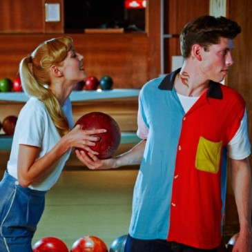 LEVI'S VINTAGE CLOTHING «BOWL-A-RAMA» ВЕСНА/ЛЕТО 2015 ЛУКБУК