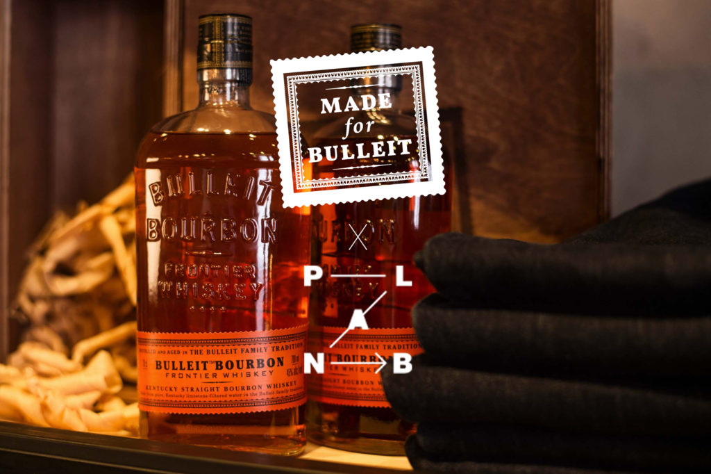 Made for Bulleit x Plan B