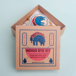 Красительиндиго «Indigo Dye Kit»